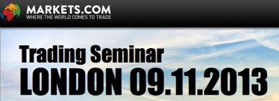 Markets London Trading Seminar